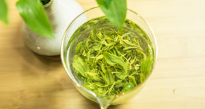 Chinese High Mountain Selenium Green Tea-First Grade 500g