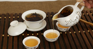 Traditional Chinese Black Tea,Stomach Warmed Fermented Tea 500