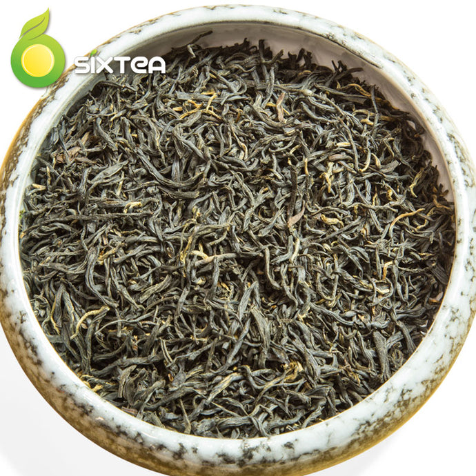 Chinese Selenium Black Tea 500g,Customized Package Available