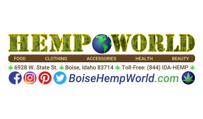 Boise Hemp World - Opening Soon
