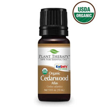Load image into Gallery viewer, Cedarwood Atlas Organic Essential Oil