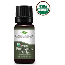 Load image into Gallery viewer, Eucalyptus Globulus Organic Essential Oil