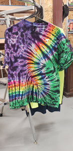 Tye Dye Adult T-Shirt