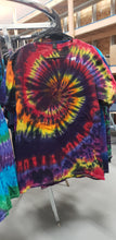 Load image into Gallery viewer, Tye Dye Adult T-Shirt