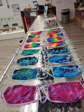 Load image into Gallery viewer, Face Mask- Tye Dye Print