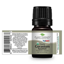 Load image into Gallery viewer, Geranium Egyptian Organic Essential Oil