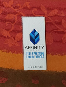 Affinity Kratom Liquid Extract Shot