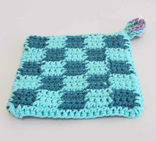 Load image into Gallery viewer, Chrysalis Crochet Cotton Potholders