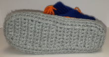 Load image into Gallery viewer, Chrysalis Crochet Cotton Hi-Top Slippers