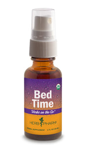 Herbs on the Go: Bed Time™