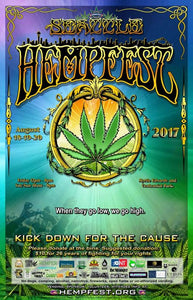 Hempfest® 2017 (Kick Down for the Cause)