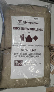 Hemptique Kitchen Essentials Pack