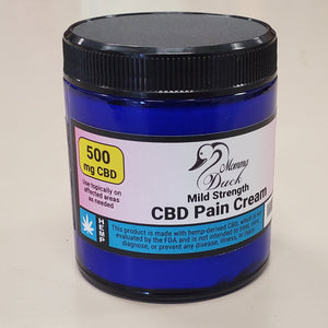 Momma Duck CBD Pain Cream