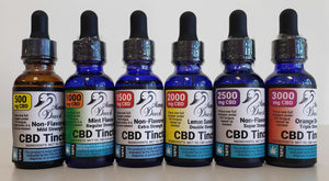 Momma Duck CBD Oil Tinctures Collection