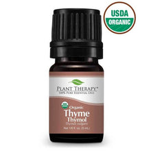 Load image into Gallery viewer, Thyme Thymol Organic Essential Oil