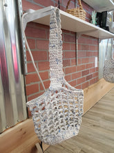 Load image into Gallery viewer, Chrysalis Crochet Recycled Shopping Bag Shopping Bag