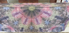 Load image into Gallery viewer, Tie Dye Pastel Twin Sheet