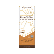 Load image into Gallery viewer, Primordial Chocolate™ Bar - Salted Maca Crunch