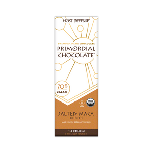 Primordial Chocolate™ Bar - Salted Maca Crunch