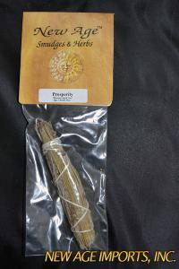 Prosperity Smudge Stick 4""