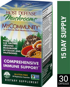 MyCommunity® Comprehensive Immune Support Capsules