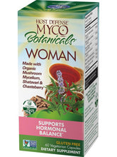 Load image into Gallery viewer, MycoBotanicals® Woman Capsules