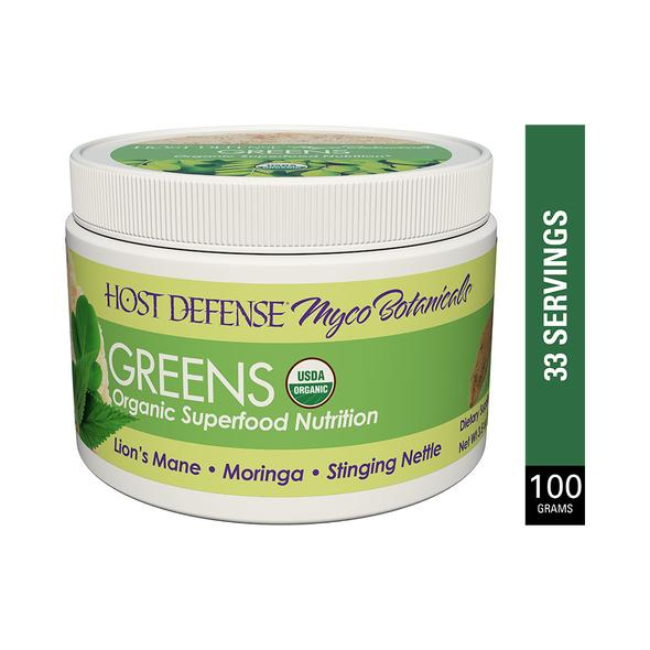MycoBotanicals® Greens Powder