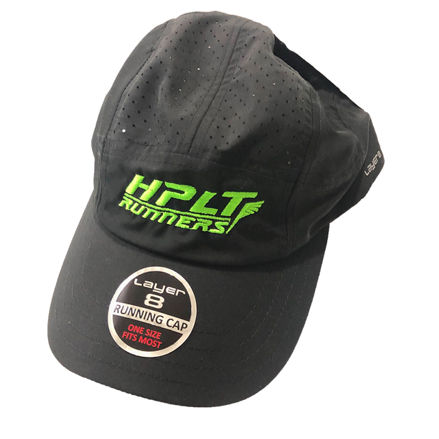 HPLT Runners Layer 8 Running Cap