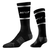HPLT Sport Socks - Black/White