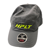 HPLT Layer 8 Running Cap - Grey