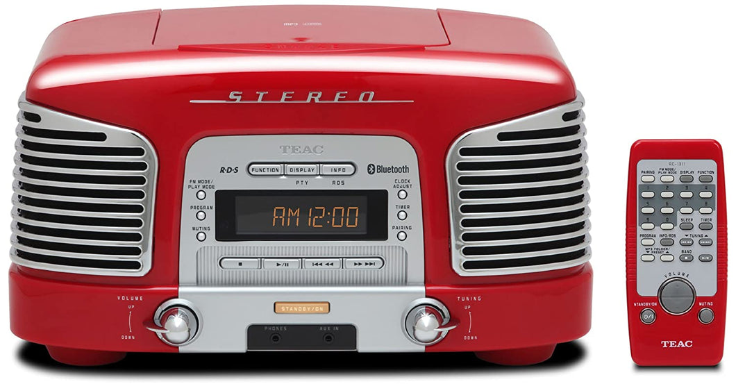 TEAC Radio CD Bluetooth SL-D930R