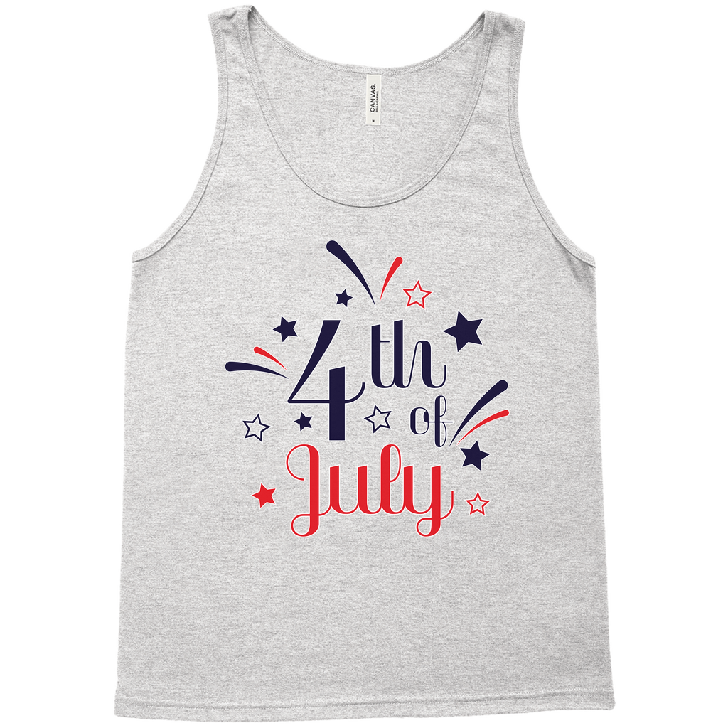 4th of July - Tank Top - GN