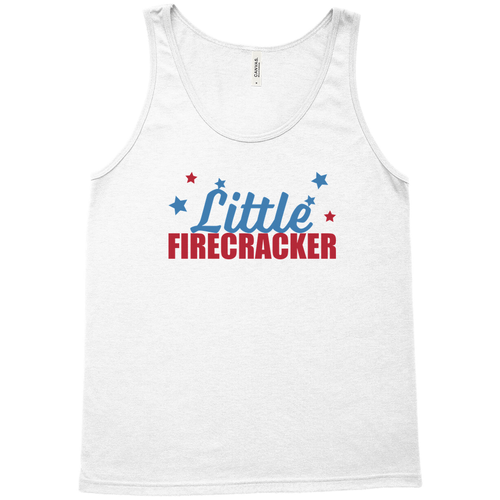 Little Firecracker - Unisex Tank Top - GN