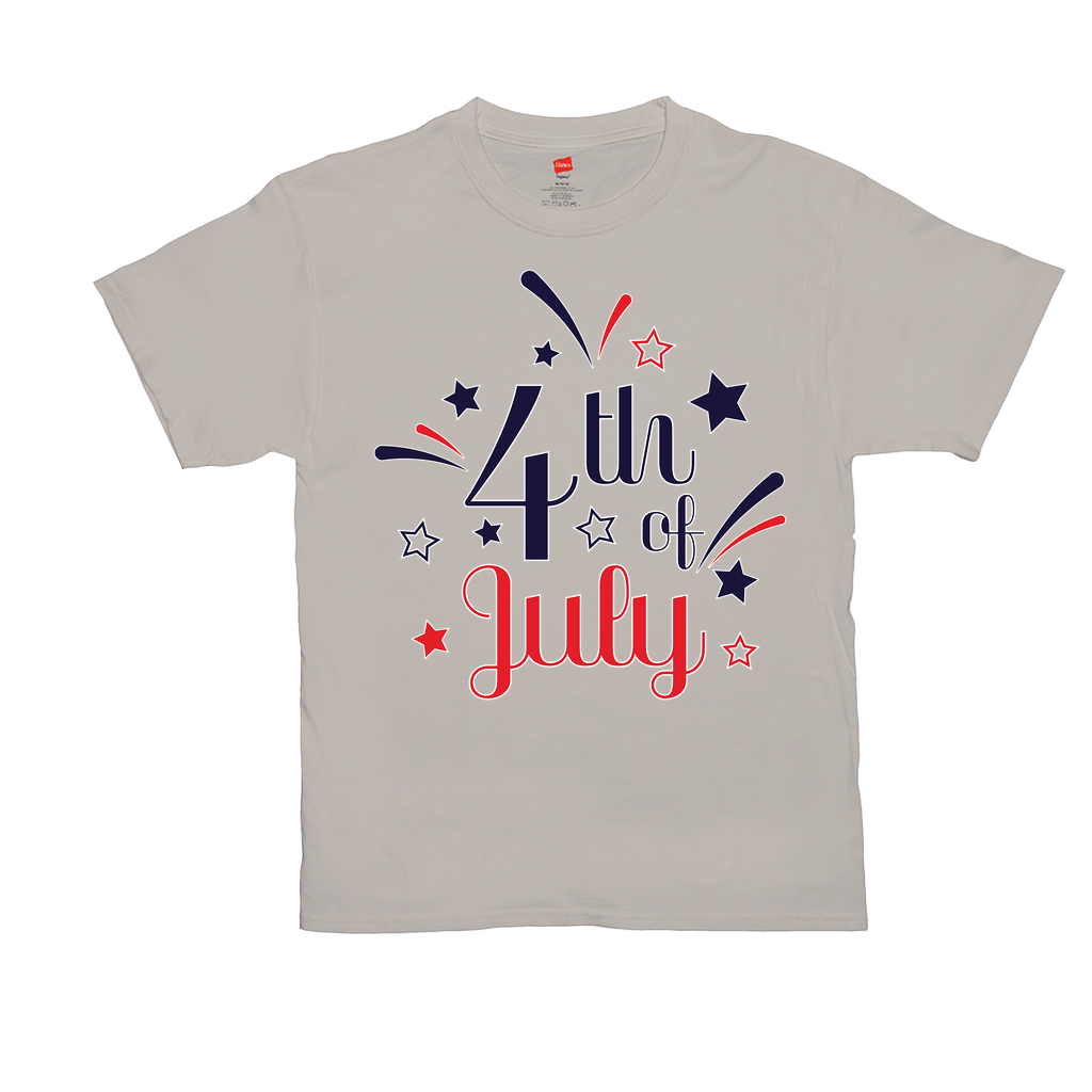 4th of July - Unisex T-Shirt - GN