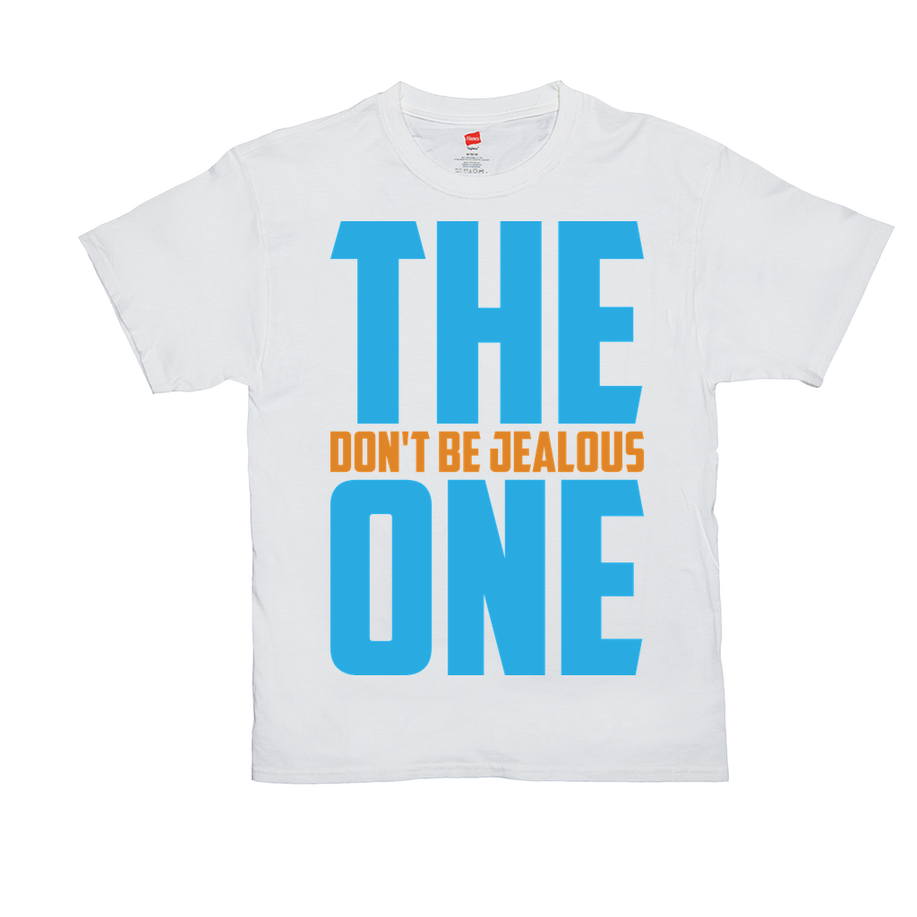 The don't be jealous one - Unisex T-Shirts - GN - funny t-shirts, funny sayings, funny quotes, relationships
