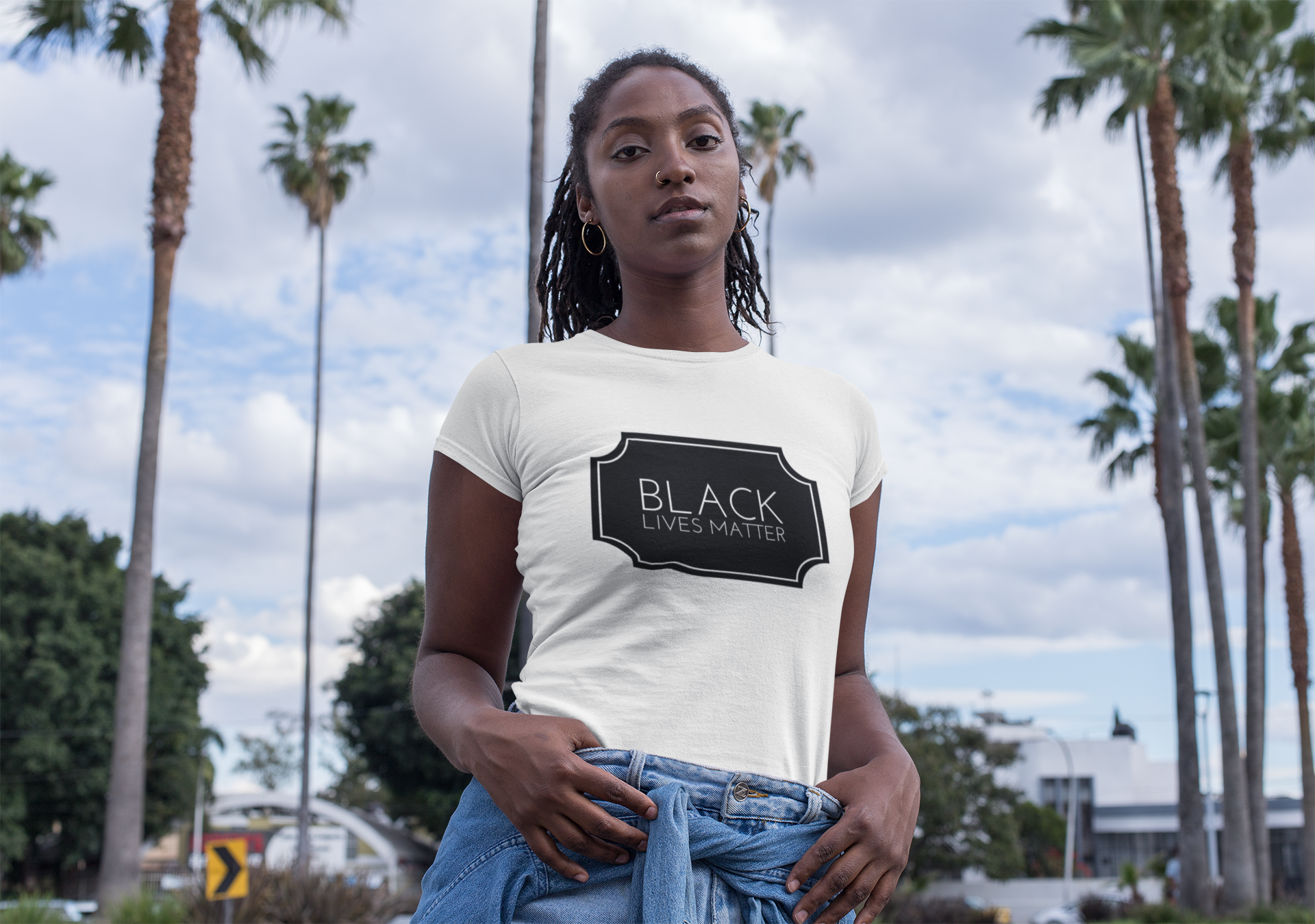 Black Lives Matter - GN -  2 Unisex T-Shirts