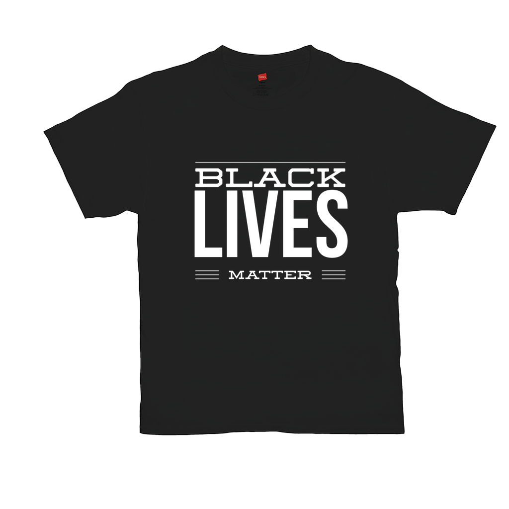 Black Lives Matter #6 - Unisex T-Shirts - GN