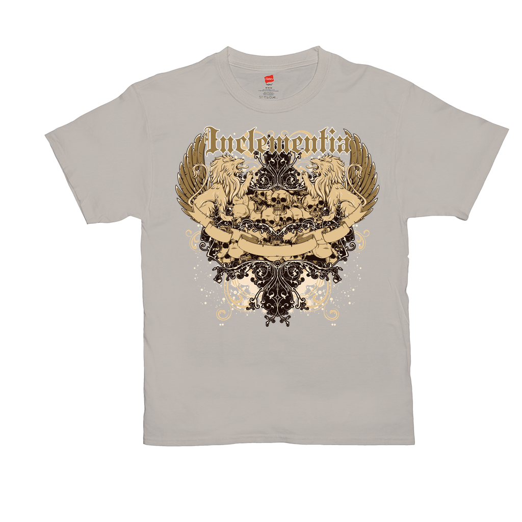 Inclementia - Unisex T-Shirts - GN - 2, gothic, artisan, graphic