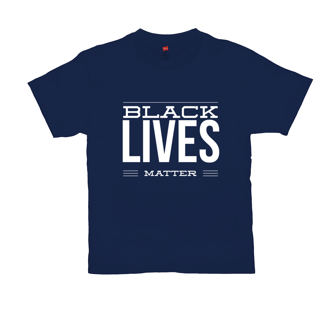 Unisex T-Shirts - GN - Black Lives Matter #6