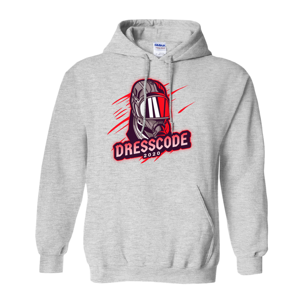 Dresscode 2020 - Hoodies (No-Zip/Pullover) - GN - funny t-shirts, funny sayings, funny gifts, 2020, humor
