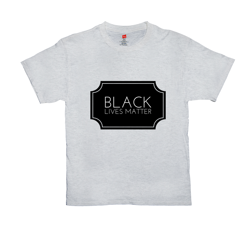 Unisex T-Shirts - GN - Black Lives Matter #2