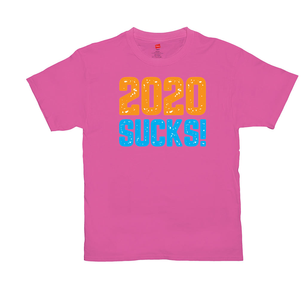 "Unisex T-Shirts - GN - ""2020 Sucks"" - funny t-shirts, funny sayings, funny gifts, 2020, humor"
