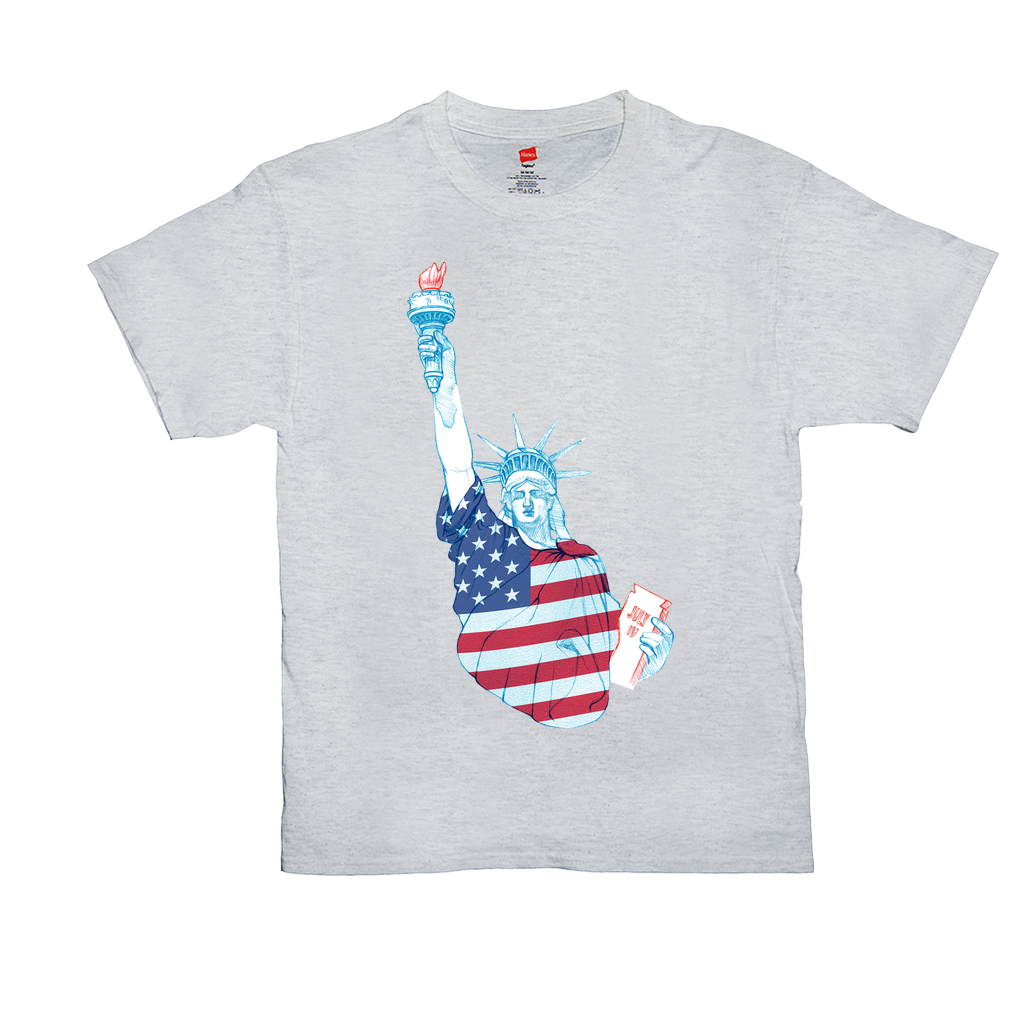 Statue of Liberty - Unisex Tank - GN