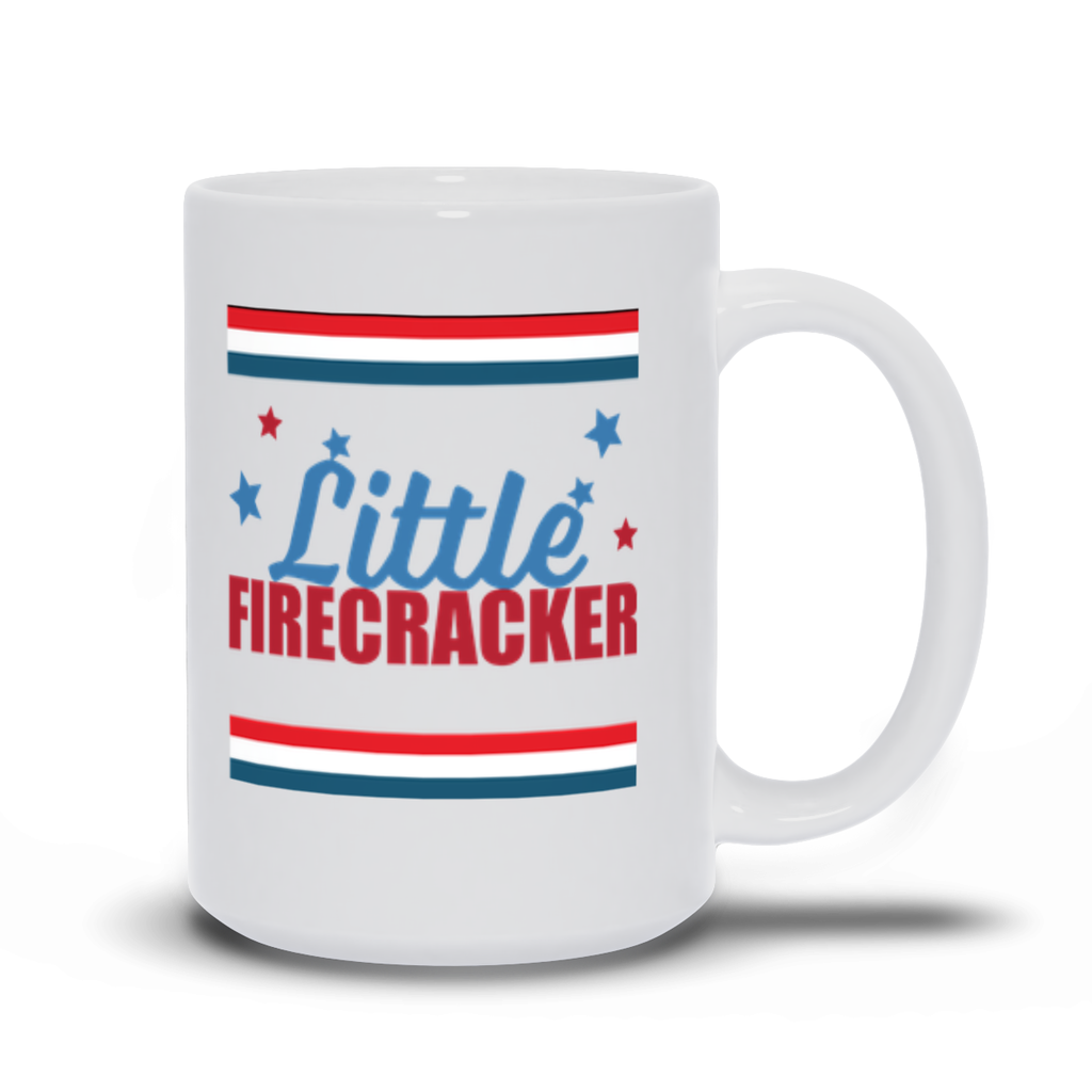 Little Firecracker - 15 oz. Mug - GN