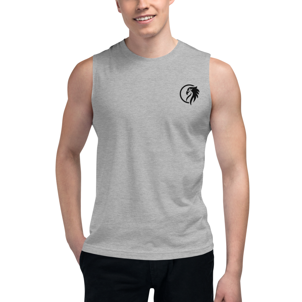 Higher Up Muscle Shirt - Higher Up Athletics