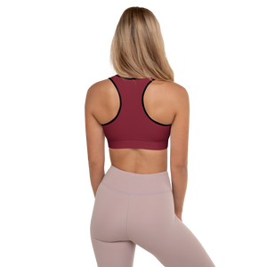 Padded Sports Bra - Higher Up Athletics