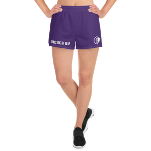 Women's Athletic Short Shorts - Higher Up Athletics