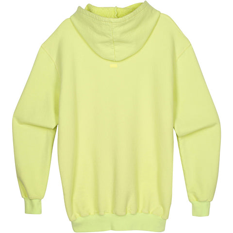 ADBD Standard L/S Loop Terry Hooded Pullover (Lime)