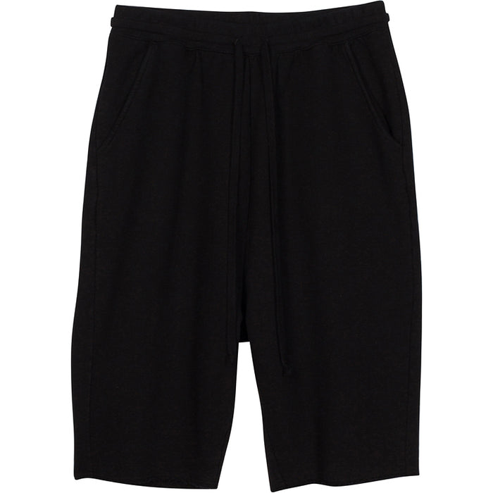 ADBD Extended Drop Crotch Loop Terry Shorts