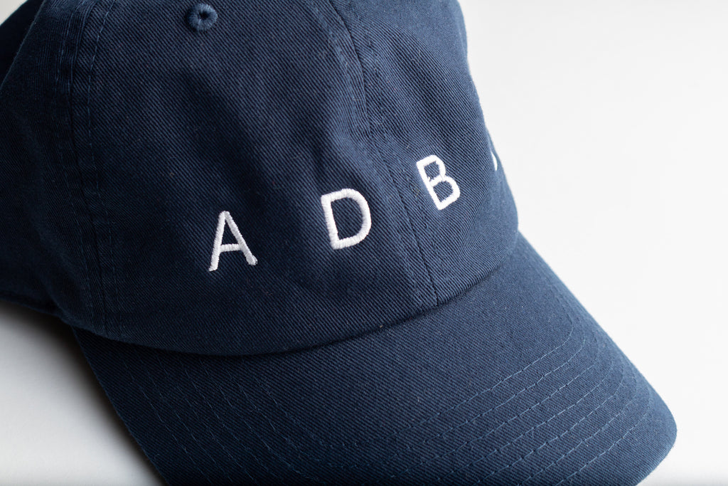 ADBD Relaxed Cap (Navy)